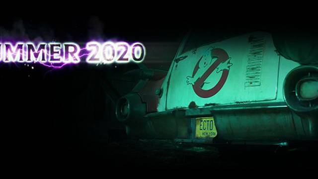 Jason Reitman-Directed Ghostbusters 2020 Film Announcement & Teaser