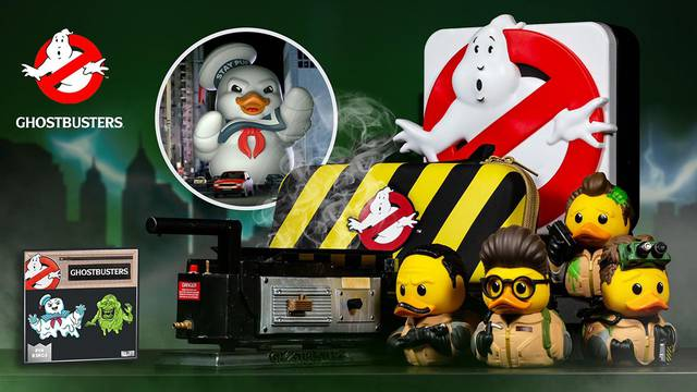 Just Geek offering up to 60% off Ghostbusters merch!