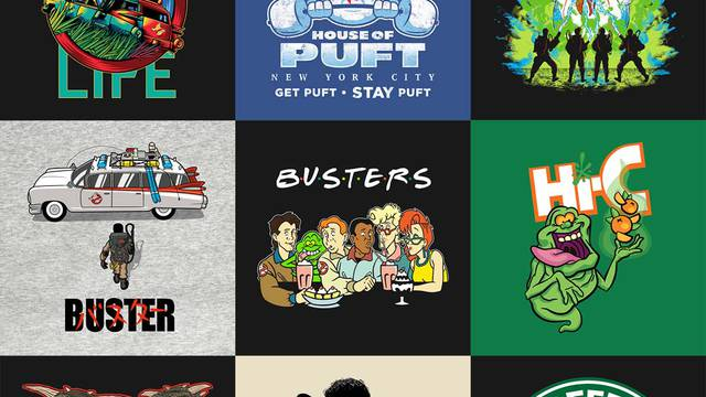 LAST DAY: 35% off entire Ghostbusters News store!