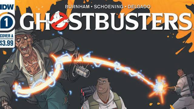 Learn Why Winston Joined the Ghostbusters in Ghostbusters: Year One #1 - Bleeding Cool News