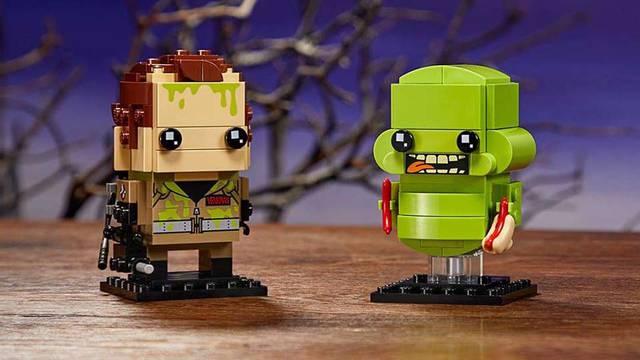 Lego reveals Ghostbusters Brickheadz release date