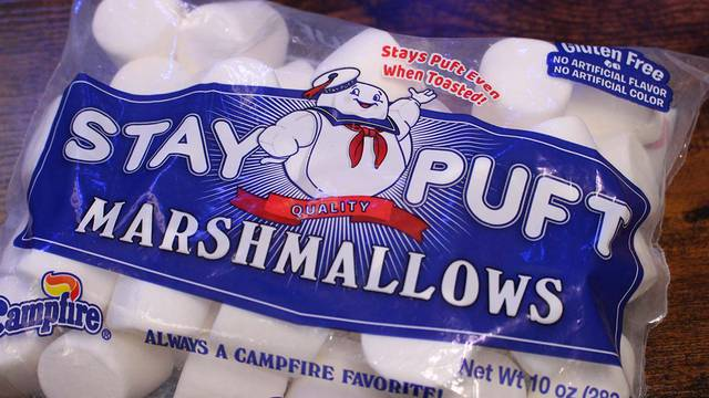 Let's try NEW Ghostbusters Stay Puft Marshmallows inspired by Ghostbusters: Afterlife!