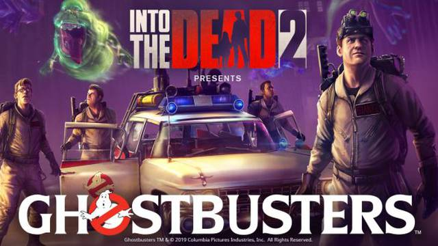 Limited time Ghostbusters event now available for Into the Dead 2 + gameplay footage!