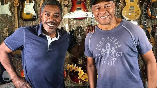 Listen to Ernie Hudson on The Ray Parker Jr Show Podcast now!