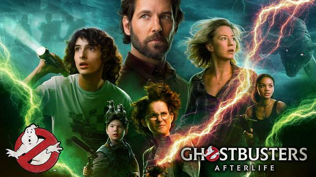Listen to Ghostbusters: Afterlife's new take on the classic theme song!