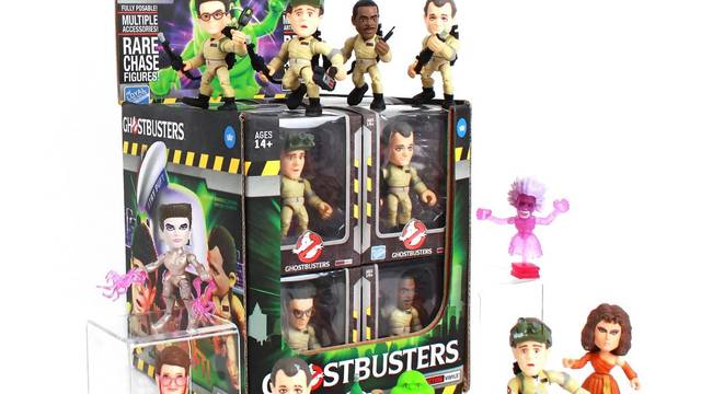 Loyal Subject's Ghostbusters line now available for pre-order!
