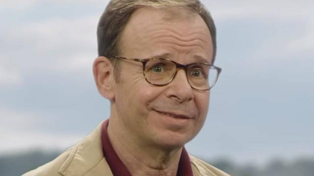 "Man arrested in attack on  ""Ghostbusters"" star Rick Moranis"