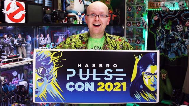 Massive Hasbro Pulse Con 2021 unboxing! (Ghostbusters, Star Wars, Marvel, Transformers, and more!)