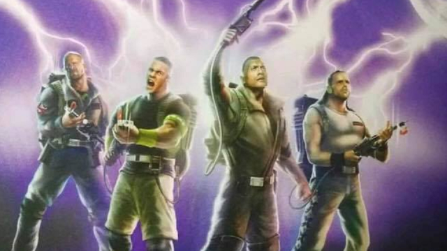 Mattel Reportedly Mashing Together 'Ghostbusters' and WWE Superstars for New Toy Line - Bloody Disgusting