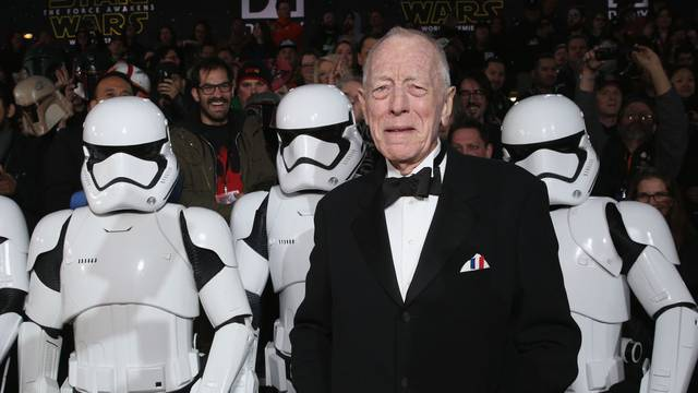 Max von Sydow, famed genre actor who appeared in The Exorcist and Star Wars, dies at 90 - SYFY WIRE