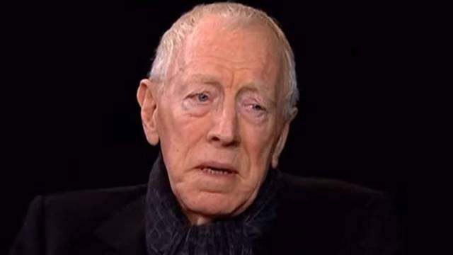 Max Von Sydow, voice of Vigo in Ghostbusters 2, dies at age 90