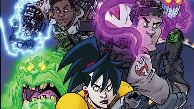 More Ghostbusters Equals More Fun (Ghostbusters: Crossing Over #1 Review)