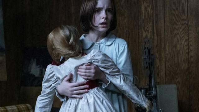 """Neuer """"Annabelle""""-Film: Auf dem Weg zu GHOSTBUSTERS III"""