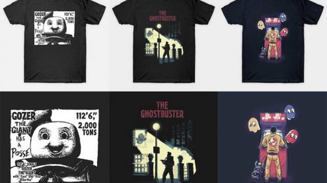 New additions to the Ghostbusters News store!