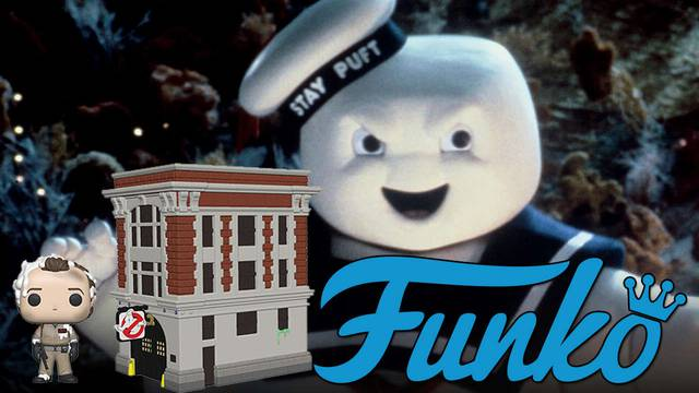 New Funko Movie Pops At Toy Fair 2019: Ghostbusters, Alien, Shazam, And More - GameSpot