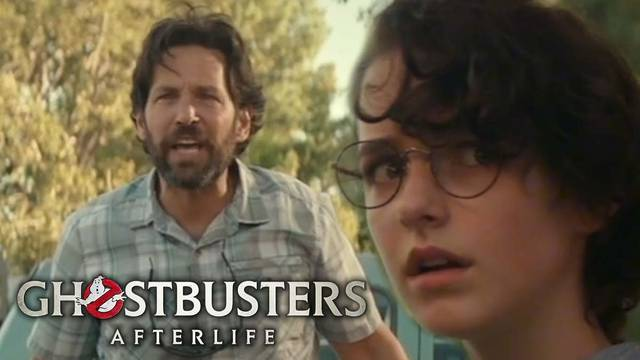 New Ghostbusters: Afterlife clip teaches how not to open a ghost trap!