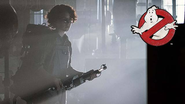 New Ghostbusters: Afterlife photo shows star Mckenna Grace wearing the iconic Proton Pack