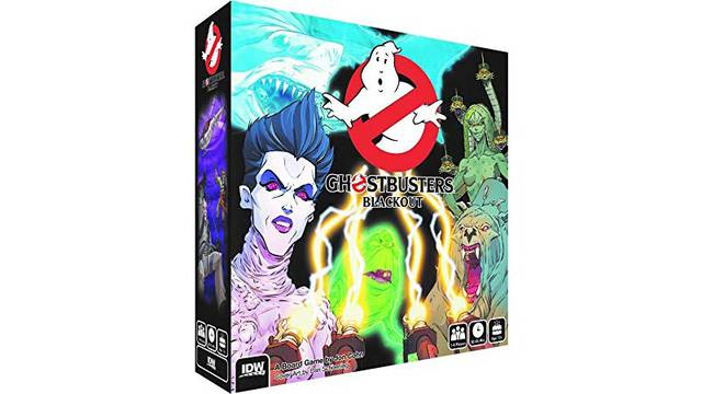 New Ghostbusters board game coming this June!