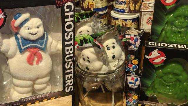 New Ghostbusters treats showing up at Cracker Barrel