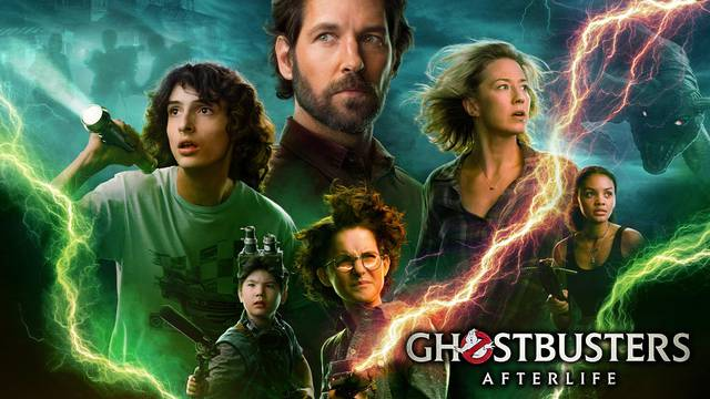New international Ghostbusters: Afterlife poster features a huge surprise