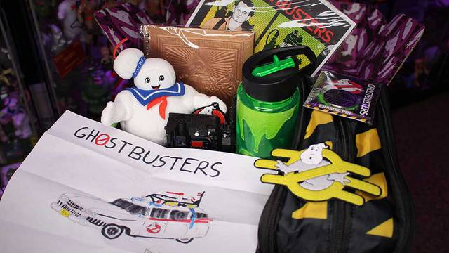 New patch, Q&A, and Ghostbusters 35th anniversary box set (Fan Mail Friday)