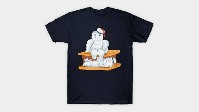 """New """"Stay Sweet"""" t-shirt is now available at the Ghostbusters News store!"""