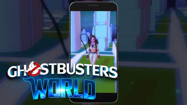New trailer released for Ghostbusters World
