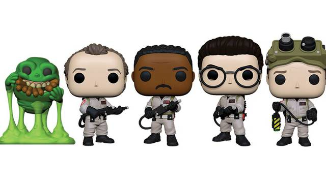 New York Toy Fair: Funko reveals tons of new Ghostbusters items! Pre-orders now available!