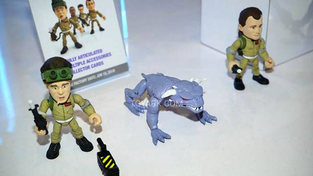 NEW YORK TOY FAIR: New Ghostbusters action figures revealed by The Loyal Subjects