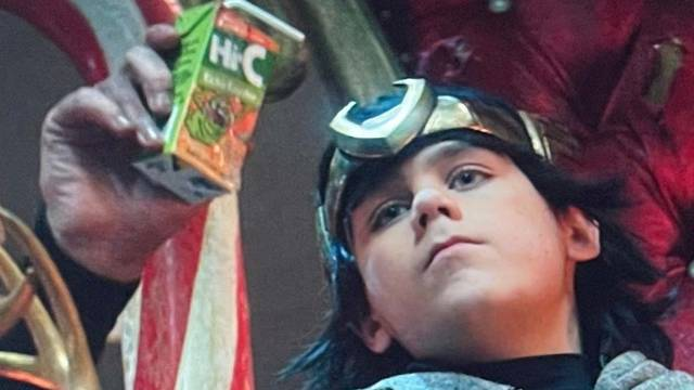 Newest Loki episode features a juice box of Real Ghostbusters Hi-C Ecto Cooler