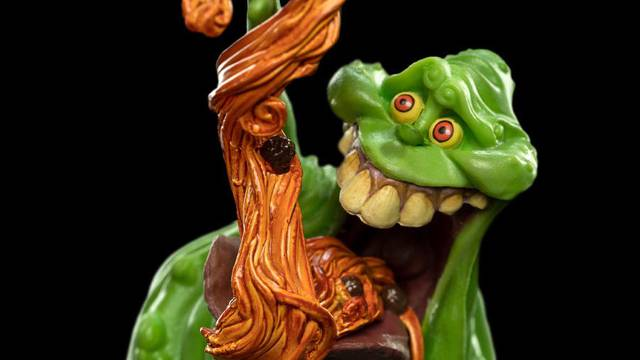 NOW AVAILABLE: SDCC glow-in-the-dark Slimer figure!