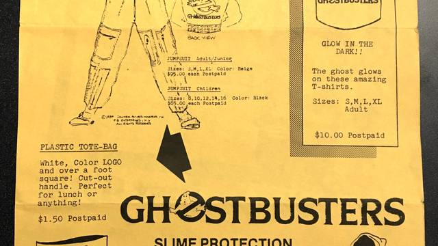 Official International Ghostbusters Club Photos Updated