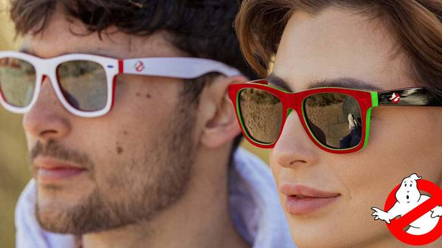 Officially licensed Ghostbusters sunglasses now available for pre-order