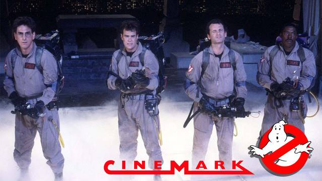 Original Ghostbusters film returning to the big screen this Halloween, private screenings available