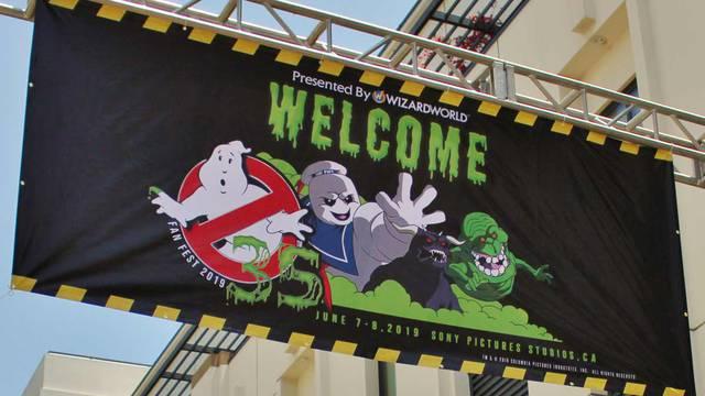 Our recap of Ghostbusters Fan Fest