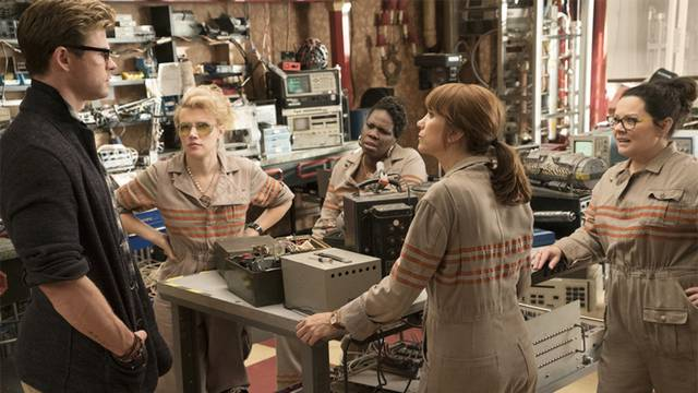 Paul Feig looks back on the 'Ghostbusters' reboot uproar - 'Everybody lost their minds'
