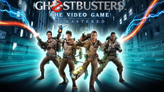 Physical copies of Ghostbusters: The Video Game Remastered now up for pre-order!