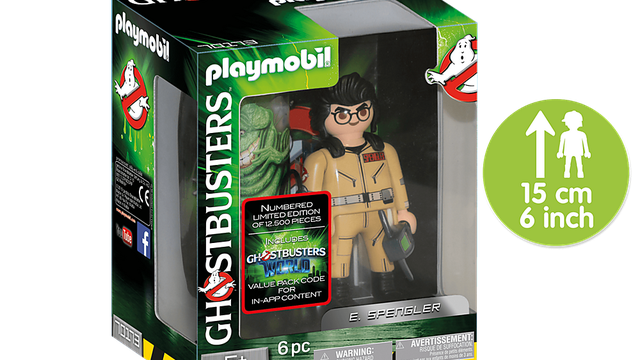 Playmobil releases limited edition Ghostbusters collectible figures - Flickering Myth
