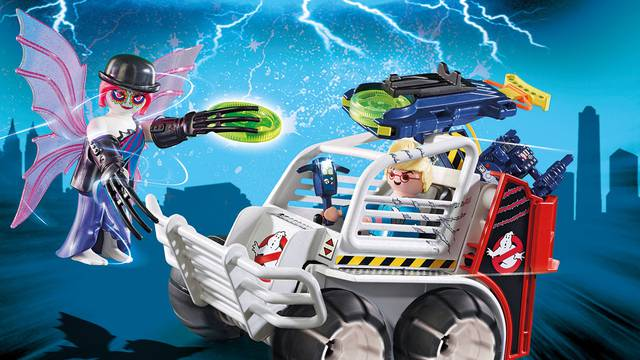 """Playmobil's """"Real Ghostbusters"""" Mission Pack Playsets Are Kinda the Greatest"""