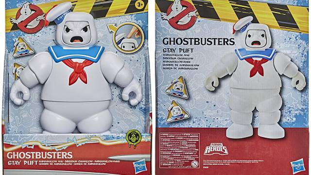 Playskool Heroes: Stay Puft Marshmallow Man Review