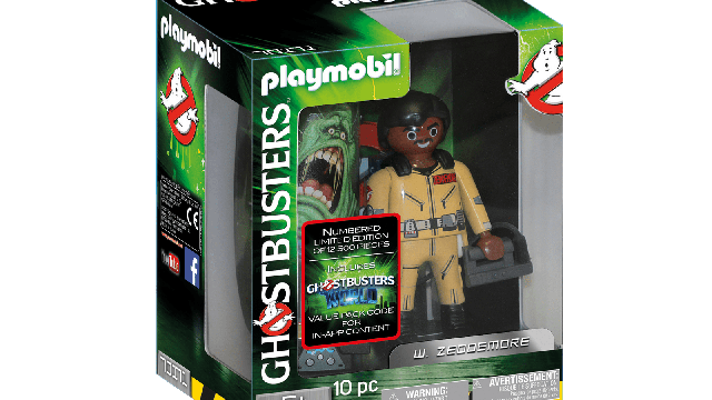 Pre-Order Playmobil Ghostbusters with GBW Tie-in