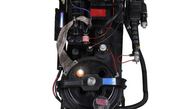 Pre-Orders now live for 1:1 scale Ghostbusters proton pack from Anovos