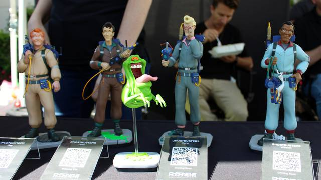 Pre-orders now live for new Real Ghostbusters statues from Chronicle Collectibles!