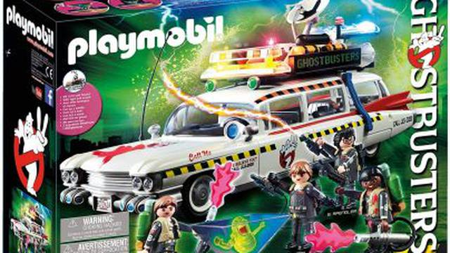 Pre-orders now live for Playmobil's Ecto-1A + Collector's Set!
