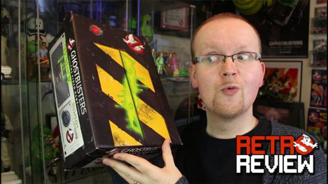 RETRO REVIEW: Rare promo box for Ghostbusters: The Video Game