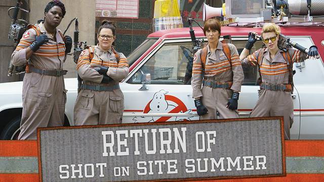 Return of Shot on Site Summer - Ghostbusters 2016 Locations, Part 7