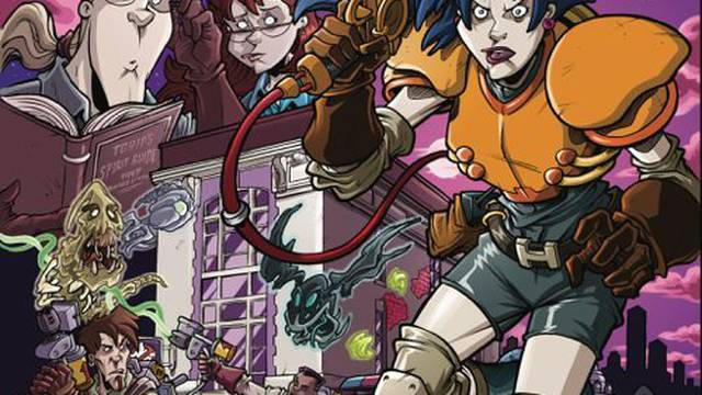 REVIEW: Ghostbusters 35th Anniversary-Extreme Ghostbusters #1 - But Why Tho? A Geek Community