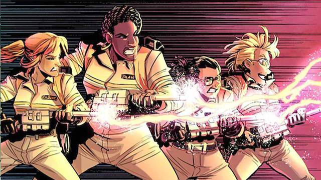 Review: Ghostbusters: Answer the Call Issue #1