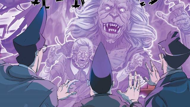 REVIEW: Ghostbusters: Year One Issue #2