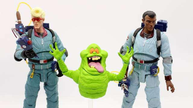 REVIEW: New Real Ghostbusters Toys! (Ghostbusters Series 9)